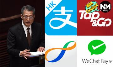 【財政預算案2021】政府落實派$5,000電子消費券 Alipay、Tap & Go、WeChat Pay HK、八達通 4款程式安裝教學懶人包 裝定等收錢!