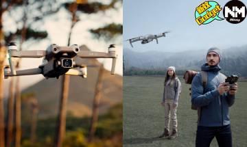 DJI Air 2S輕巧機身600克支援4K「一」有盡有新理念 一英吋感光元件航拍機正式登場