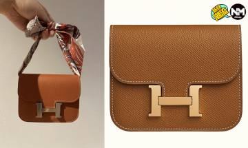2021年Hermès全新手袋 Constance Slim款式可一袋三用