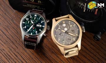 IWC 2021新款發布 Watches & Wonders錶展推出多款新作 今年要有Big Pilot's!