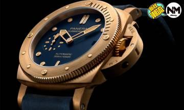 Panerai 2021年新錶款Submersible Bronzo Blu Abisso 沛納海第五代青銅潛水錶