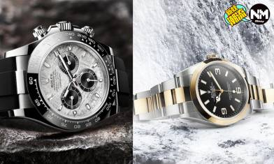Rolex 2021新款發布 Watches & Wonders錶展概要 有冇新Explorer II? 勞力士全新Daytona價錢幾多?