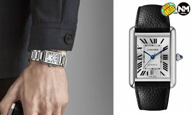 Cartier推出2021新錶Tank Must 卡地亞入門級定價相當親民