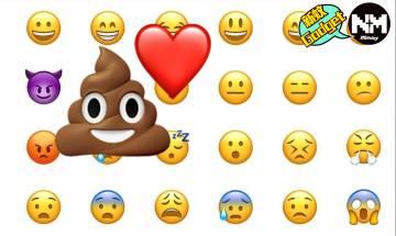 Z世代表示:老餅先會用 英國Z世代標出十大最OUT Emoji符號 港人最常用emoji居然係最OUT