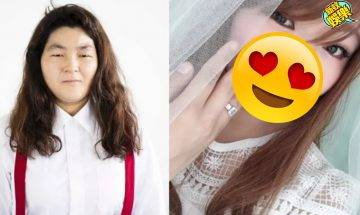 網民:根本就係換臉級別!日本女諧星Hara國寶級化妝術