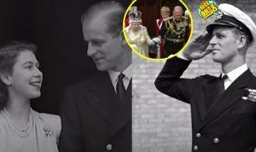 菲利普親王、女王伊莉莎白二世結褵情逾73年令人羨慕!獲稱「幽默王夫」、 二戰完結後求婚