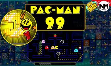 【食鬼】Switch最新免費遊戲 新增食雞式玩法《PAC-MAN 99》正式推出