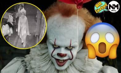 拍片呃點擊扮小丑嚇途人 隨時嚇到心臟病發搞出人命 深水埗 大角咀出沒!
