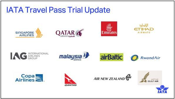 【疫苗護照】「疫苗護照」將全面啟用附教學 2.加入航班資訊。