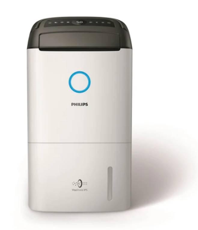 PHILIPS DE5205 25 公升 2 合 1 空氣淨化抽濕機