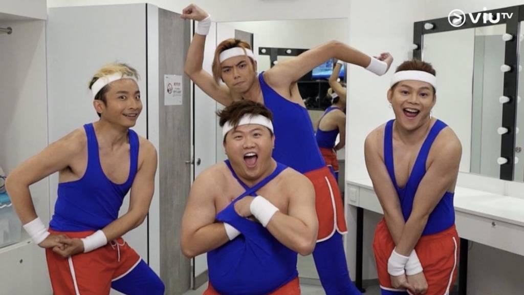 網民提議Error拍攝老夫子 同TVB《愛回家開心速遞》對撼