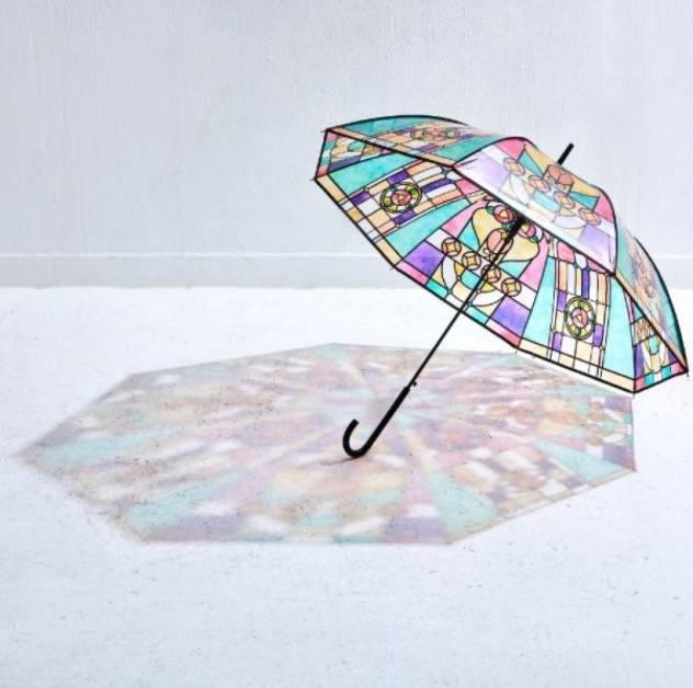 官方透露,雨傘從設計到實際完成超過2年半時間