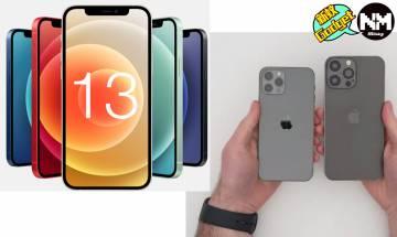 iPhone 13 最終實體模型機曝光!4大重點變化 瀏海變細/後置鏡頭變大 發布會有機會提早?