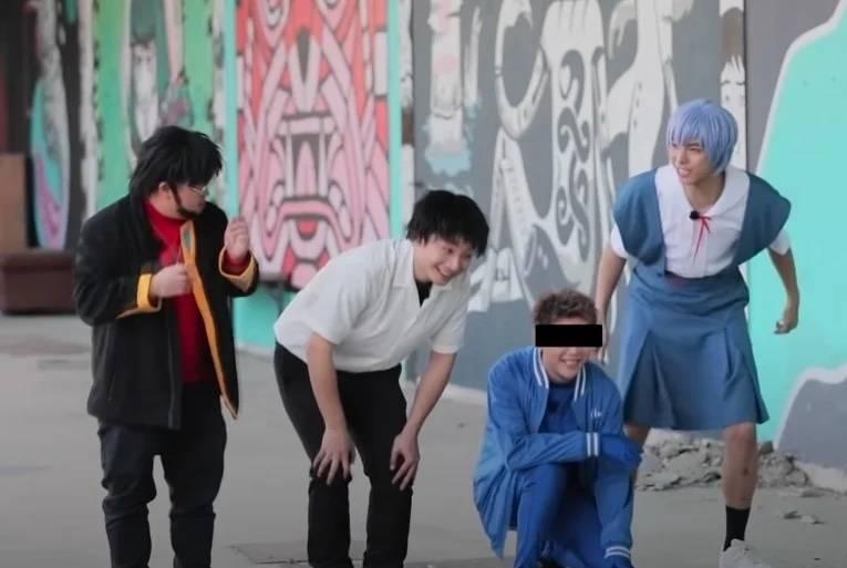 【ERROR自肥企画】193COS綾波麗 保琦獲赦免除格仔 張敬軒讚惡搞歌