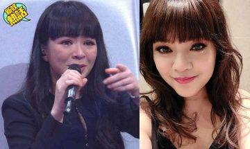 JW上TVB節目《聲夢傳奇》做嘉賓 竟然同露雲娜撞樣?!