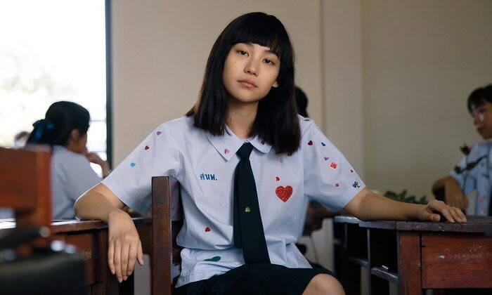 《轉學來的女生》女主角「娜諾」Chicha Amatayakul人氣急升