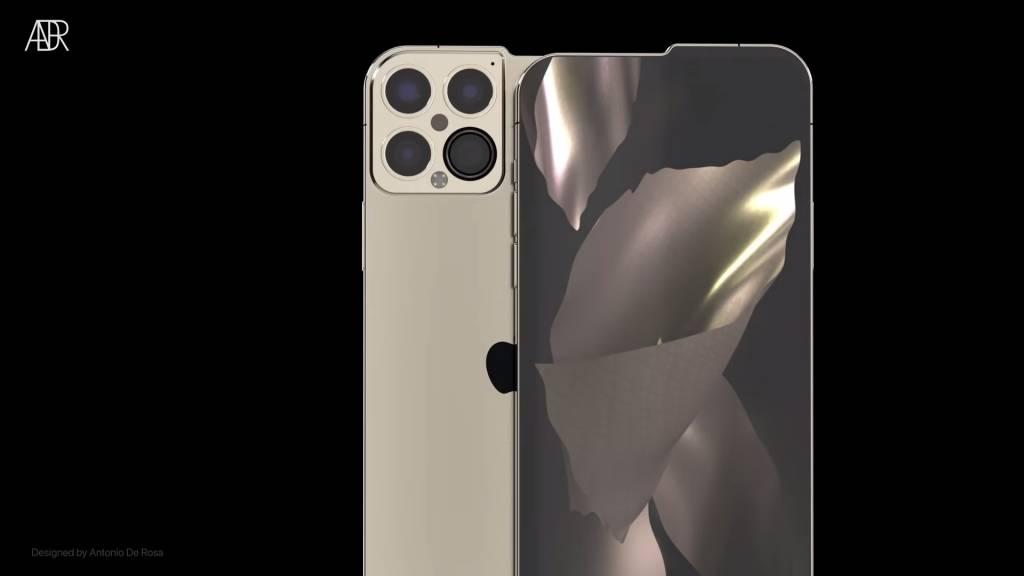 iPhone 13 M1晶片概念機瀏海成焦點 網友:會唔會好易撞爆?!