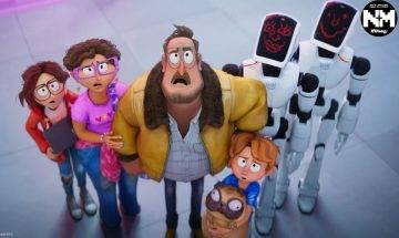 天下一同Sony合製動畫Netflix上架 古天樂罕有Post出與父母合照