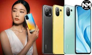 小米Mi 11家族再添Mi 11i、Mi 11 Lite 5G 限時首賣激送多款家電手環 最平個部唔使$2,800!