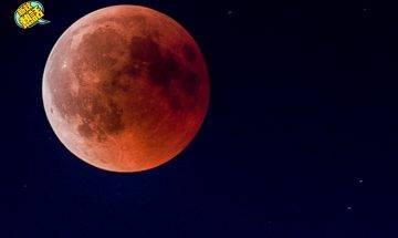 【血月2021/血月/超級滿月/超級血月/月全食/月食2021】錯過再等12年!超級血月+月全食今晚現身!最佳觀賞地點+時間、內有直播連結、唔出街一樣睇得到!