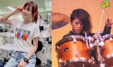 ViuTV全新真人騷《擊戰》10位參戰女鼓手大起底!個個有樣有才華、最年輕只有20歲!內文有片
