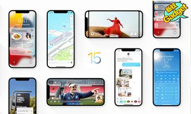 iOS15|今日正式推出 一文睇清iOS/iPadOS 15/及watchOS 8懶人包