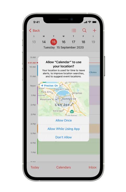 【iOS 14.5】FB、IG曾警告唔允許追蹤或收費(圖片來源:Apple官網)