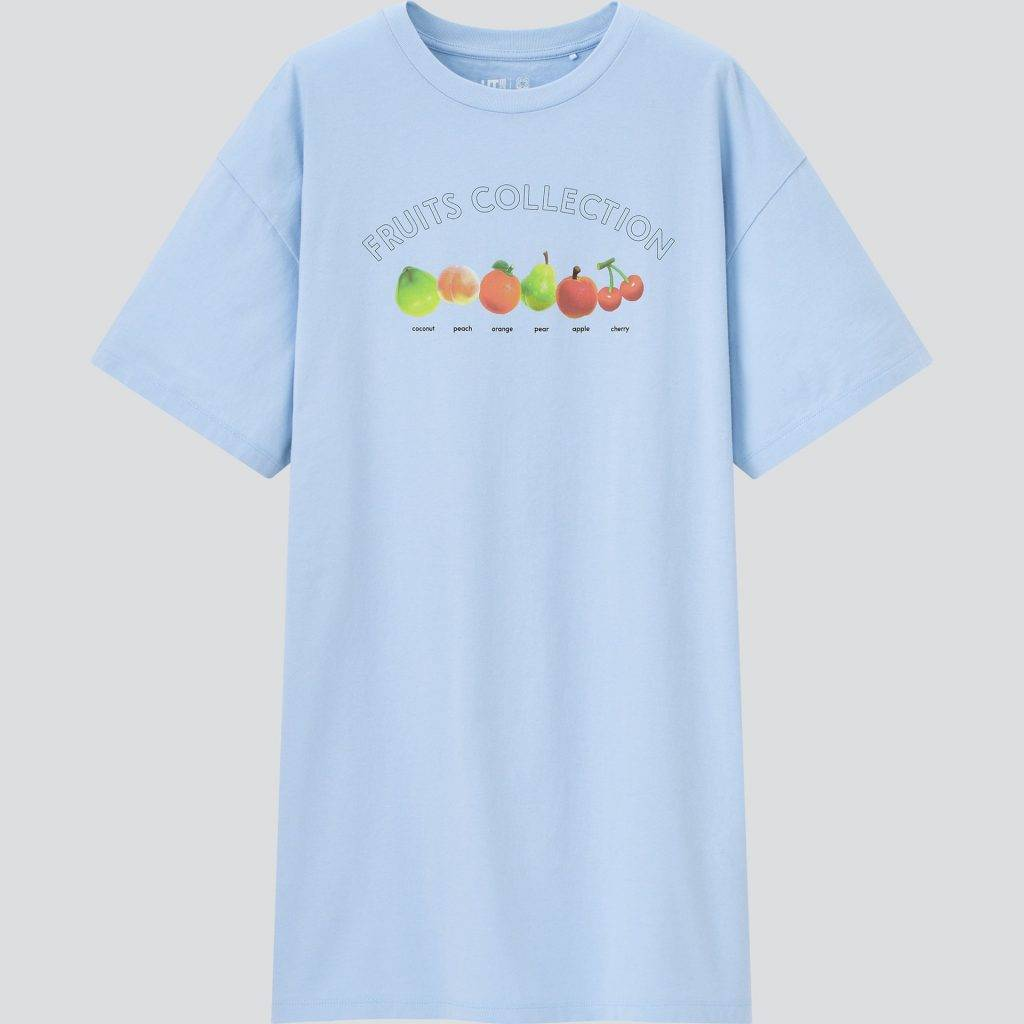 Animal Crossing New Horizons UT 女裝長身上衣 [短袖] 9