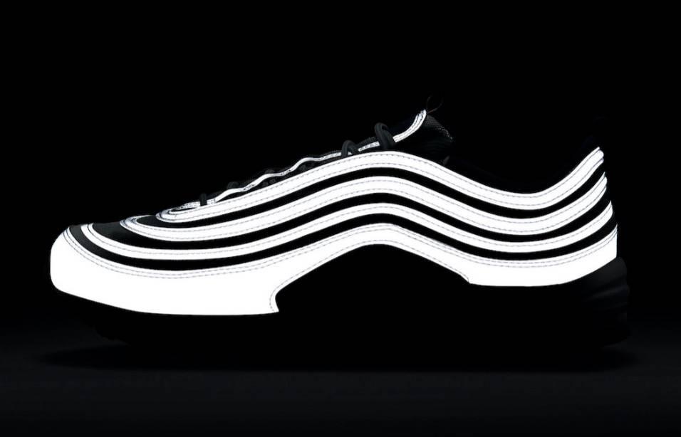 鞋身反光設定