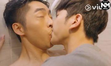 《大叔的愛》ViuTV香港版首集逾57萬人收看 阿牧壁咚阿田兼強吻:我都有大支嘢,你想唔想試下?