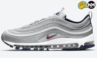 """Nike Air Max 97 """"Puerto Rico""""  別注波鞋本週正式公開發售"""