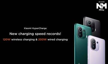 小米推兩款HyperCharge全新充電技術 由0% – 100%充滿電只要8分鐘?!