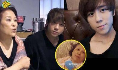 姜媽媽親自點評姜濤演出、仲意外拍下居家Look!?姜B雜物塞滿廳、家居曝光!
