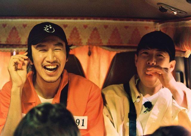 (圖片來源:SBS《Running Man》)