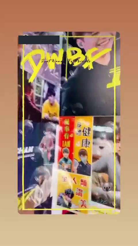 有Ian Poster牆可供拍照(圖片來源:ianchan.hk@IG)