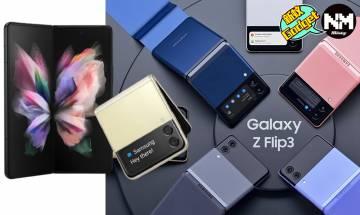 Samsung Galaxy Z Flip 3規格、幾時出、功能設置 淺紫、粉紅 一文睇清7大傳聞整合(不斷更新)