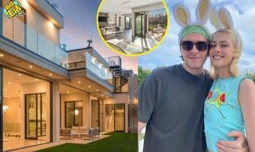 碧咸22歲大仔Brooklyn新婚8100萬豪宅曝光、7千呎配備7個廁所、SPA、BBQ!外父資助大搞4千萬婚禮