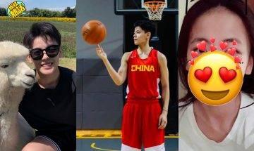 【東京奧運】中國三人籃球女子隊成員現帥氣真身!登上日本SNS熱搜榜!原來長髮時勁靚女、楊舒予短髮帥氣獲封「國民老公」