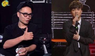 【聲夢傳奇】音樂總監Johnny Yim自爆「睇好Rock何晉樂」:甄選時畀最高分!