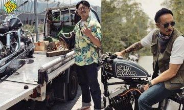 【品味男人】森美、張繼聰都係Harley-Davidson愛好者!認識古董Harley+新手教學