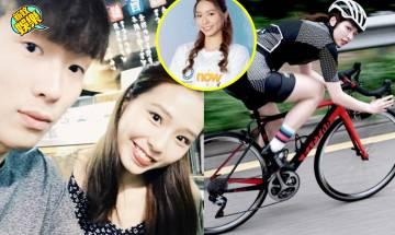 「劍神」張家朗奪金前女友爆喊送上祝福  前港隊單車運動員現為奧運主持