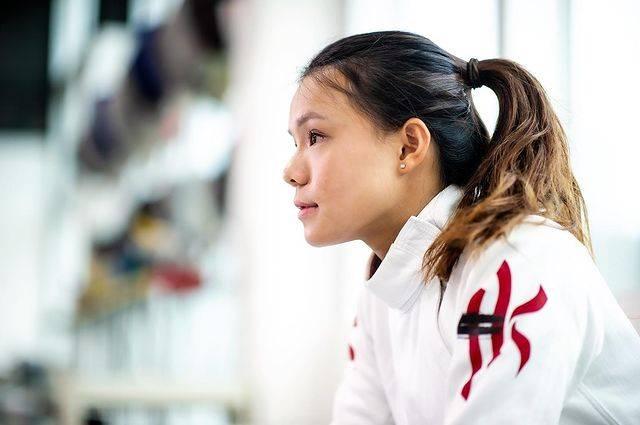 (圖片來源:各香港代表隊運動員IG)