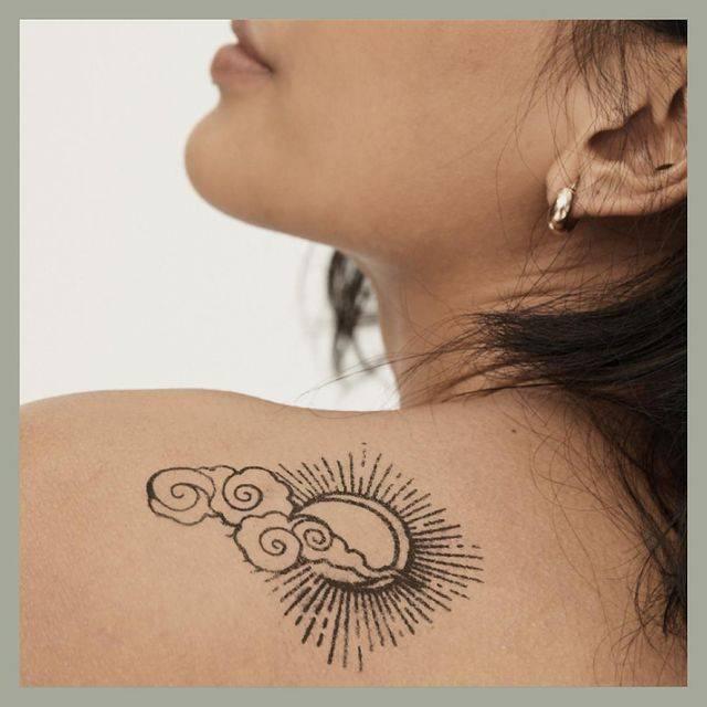 (圖片來源:Ephemeral Tattoo Studio)