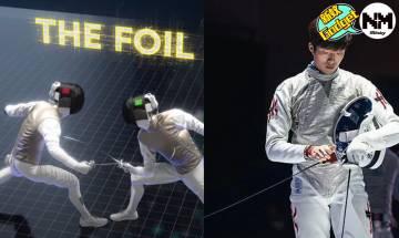 東京奧運|透過AR科技了解劍擊 一文睇清三項劍擊得分技巧