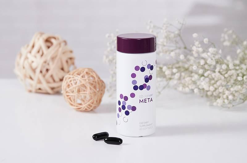 每日 2 粒ageLOC® META 沛活就能提供約 215 毫克花青素,比一般成年人每日攝取量多 8 倍,配合健康的飲食及生活習慣,就可以全面改善代謝健康。