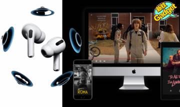 Apple| iPhoneiPad睇戲音效大大提升 Netflix將支援SpatialAudio功能 實測有如置身電影院一樣