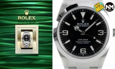 Rolex Explorer I 2021年夏季價錢升幅超大 究竟咩原因導致?