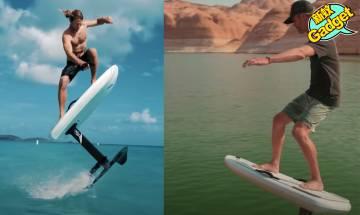 水上運動|水上飛翼板 10分鐘學成水上飄 唔識游水都能輕鬆上手