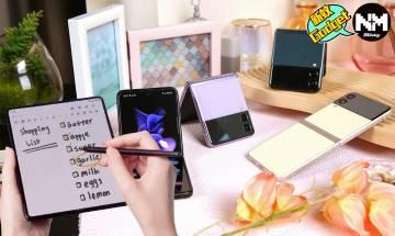 Samsung Galaxy Z Flip 3、Fold 3規格、價錢、防水功能! 一文睇清「Galaxy Unpacked」發布會10大賣點(不斷更新)
