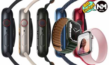 Apple Watch Series 7 價錢/新功能懶人包:全新外觀配備五種顏色